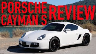 homepage tile video photo for Best Sports Car for Under 30K? - 2006 Cayman S Review