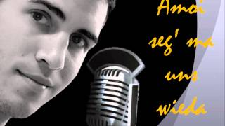 Amoi seg' ma uns wieder (Andreas Gabalier/Xavier Naidoo)  - Christoph Reicht-Cover