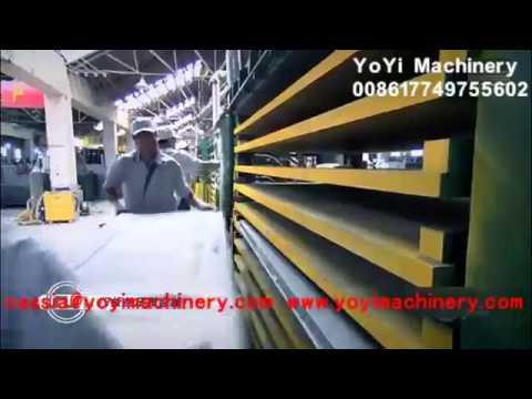 steel door fabrication machine, metal door production line, sheetmetaldoor embossingmachine