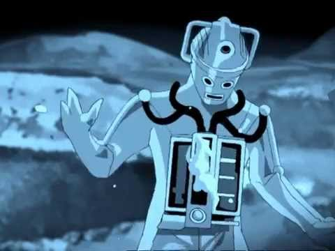 Doctor Who - The Moonbase - Enya