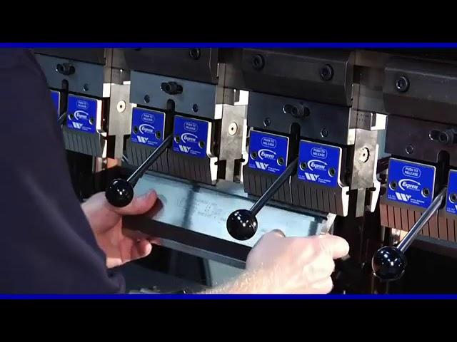 Bloccaggio rapido Express Clamp - Wilson Tool