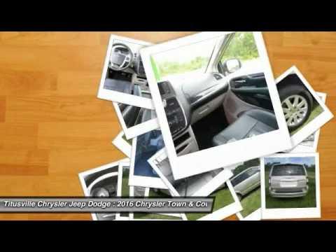 2016 Chrysler Town U0026 Country Titusville FL P4395. Titusville Chrysler Jeep  Dodge