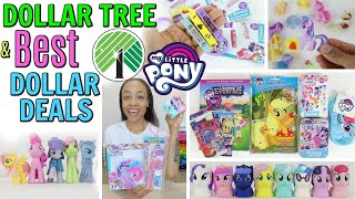 DOLLAR TREE AND BEST DOLLAR DEALS! MY LITTLE PONY! TOY VIDEO