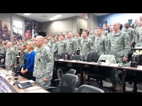 The Army Song