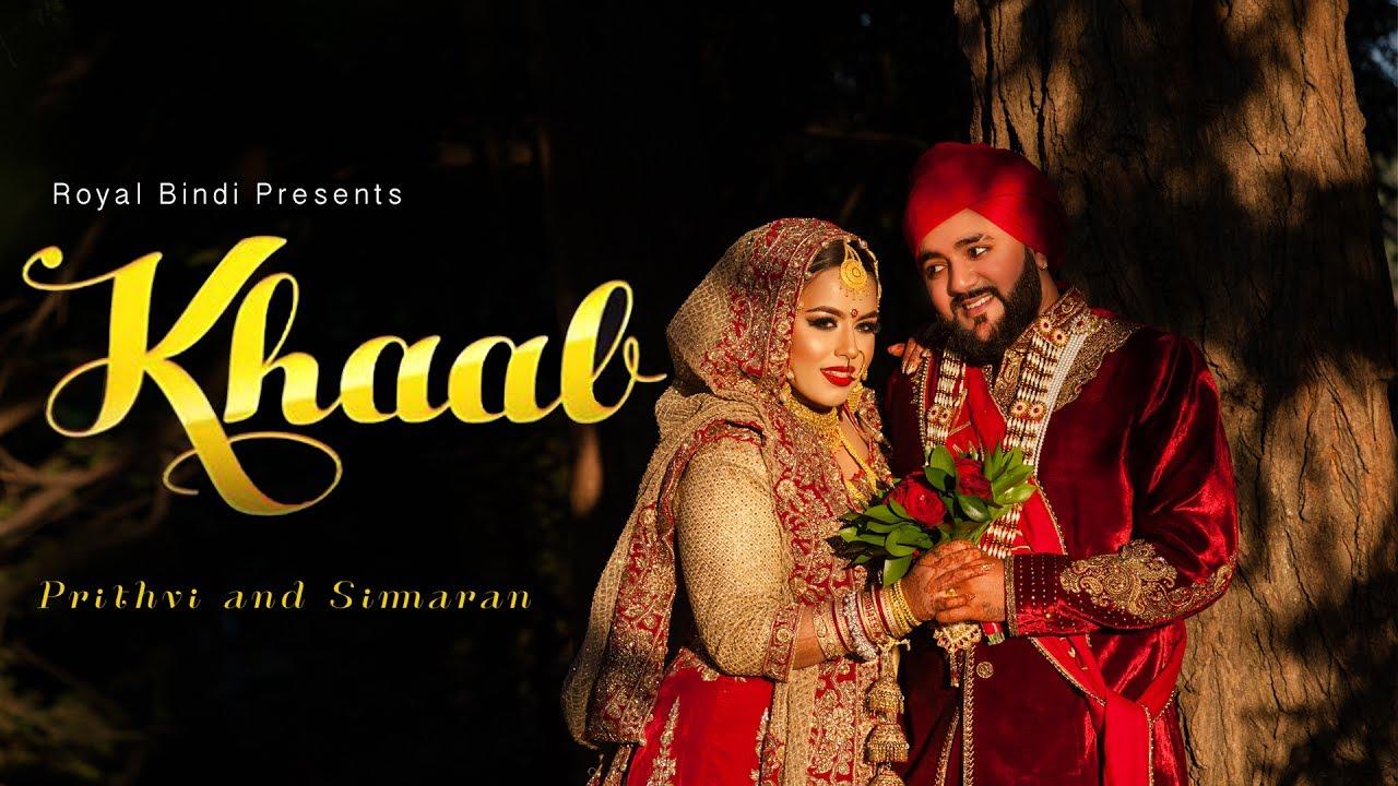 Best Cinematic Wedding Highlight 2017 I Prithvi Simaran Sikh Video