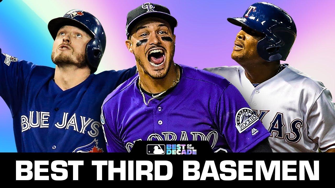 Best Third Basemen of the Decade | Best of the Decade