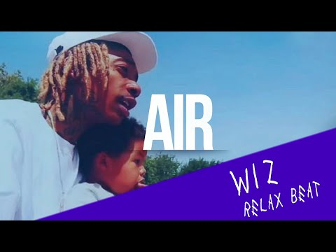 """""""Air"""" (Relax Type Beat)   Wiz Kahlifa Type Beat   Chill HipHop Instrumental"""