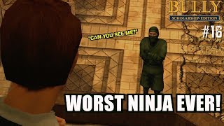 "JIMMY THE SAVAGE NINJA! ( FUNNY ""BULLY, SCHOLARSHIP EDITION"" GAMEPLAY #16"