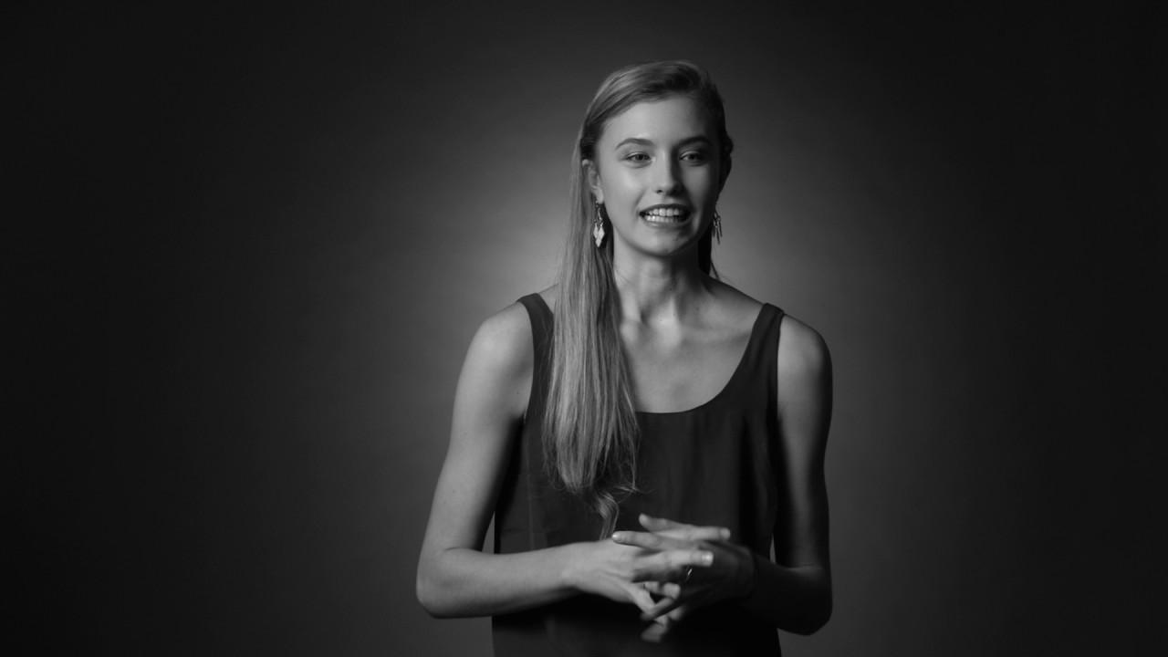 NYC Ballet Screen Test: Miriam Miller