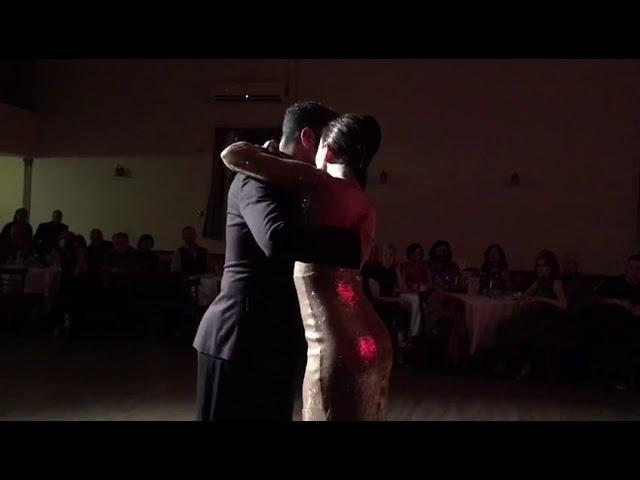 Ney Melo and Kelly Lettieri at Astoria Tango Club - Tú... El Cielo y Tú Di Sarli