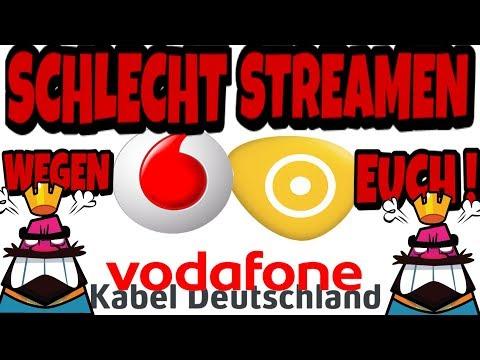 Vodafone Kabel Deutschland Störungen ! DANKE DAFÜR - FÜR EUCH DIE ERKLÄRUNG - CKGaming