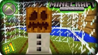 Minecraft Xbox 360 : BRINGS BACK MEMORIES!! Episode #1 w/CraftBattleDuty