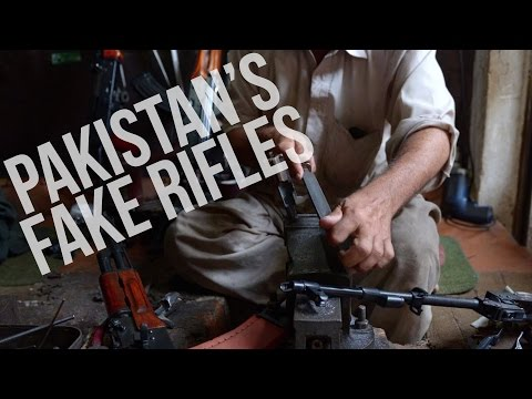 The Fake Rifles of Pakistan