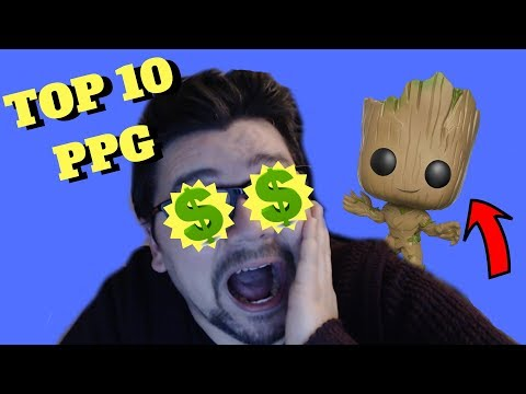 MY FUNKO TOP 10 PPG - POP PRICE GUIDE