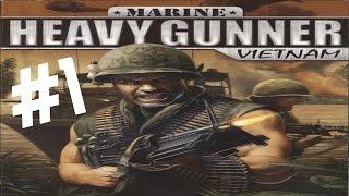 Przejdźmy Razem! Marine Heavy Gunner: Vietnam #1 Mission 1