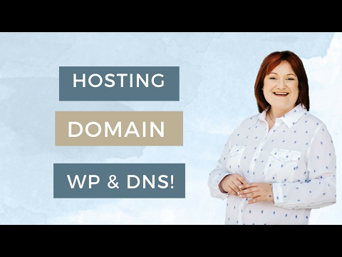 Simple Explanation of: Hosting, Domain, WP & DNS