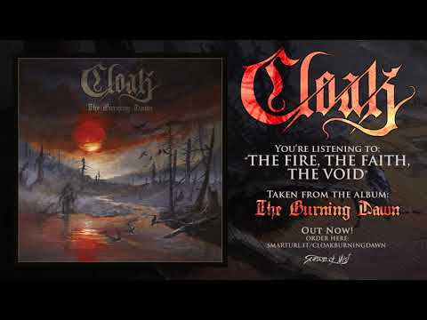 Cloak - On Poisoned Ground (Official Track)