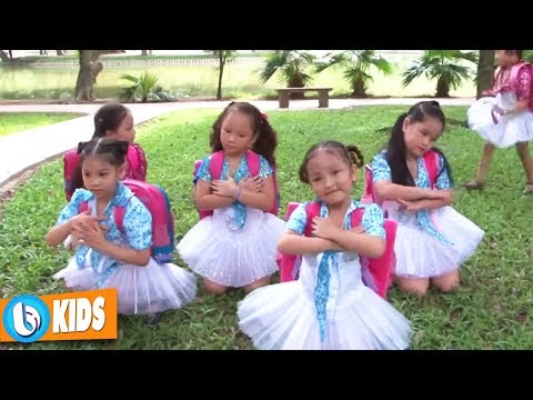 Em Yêu Trường Em Múa - Nhạc Thiếu Nhi Hay Nhất Về Thầy Cô