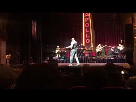 """""""In the Air Tonight"""" Cristina Rae wins Amateur Night at the Apollo"""