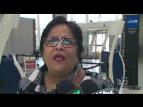 Unruly Air Canada passenger forces plane back to Torontoop National News Headlines   News Videos