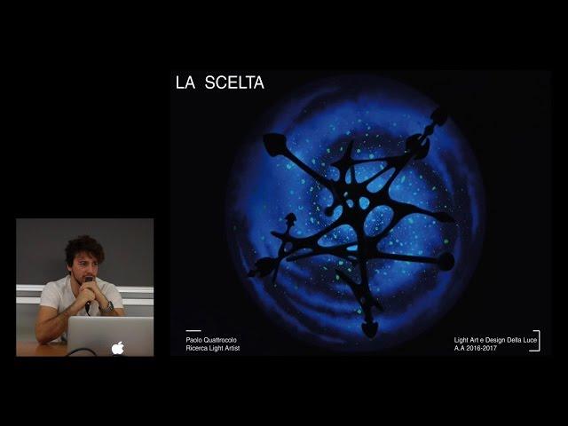 Light Art e Design della Luce | NINO ALFIERI