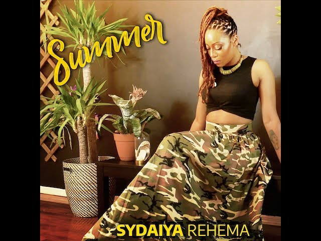 "Beyonce - ""Summer""  (cover by Sydaiya Rehema)"