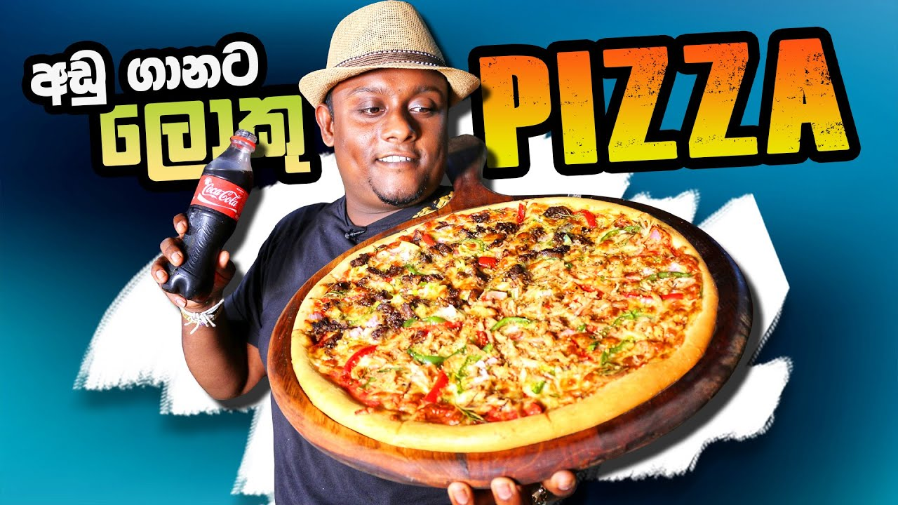 PIZZA OFFER!! 2 in 1 Extra Large Pizza (Black Pork & Butter Chicken) at La Pizzeria