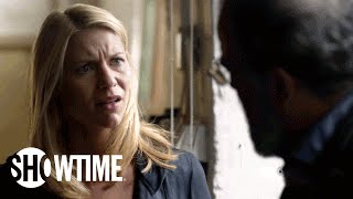 Homeland | 'She Wanted Me Dead' Official Clip | Season 5 Episode 9