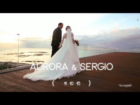 Boda Aurora & Sergio, a Wedding Film by NiceWave tv