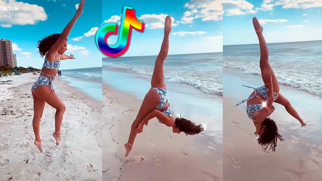 Download Gymnastics And Cheerleading TikTok New Compilation April 2021