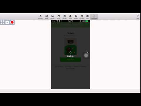 สอนโหลด Theme Line Free (iOS ไม่ต้อง Jailbreak)