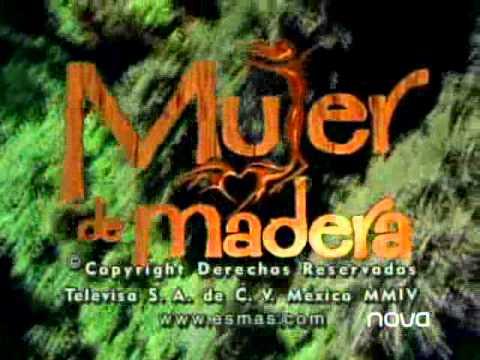 Mujer de Madera - Entrada 1