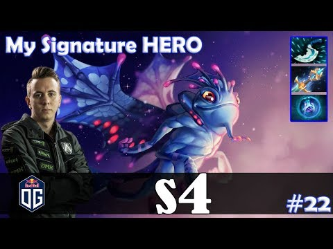 s4 - Puck Offlane | My Signature Hero | Dota 2 Pro MMR Gameplay #22