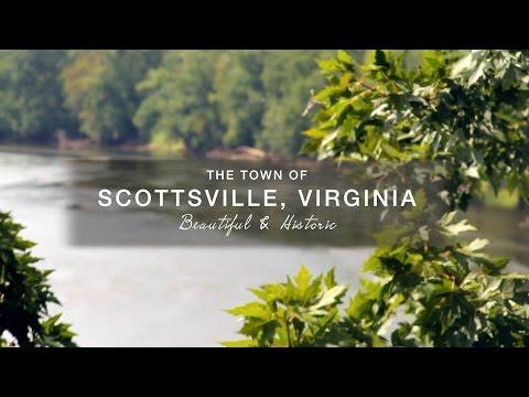 Beautiful and Historic Scottsville, VA