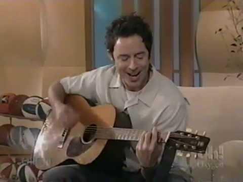 Tom Cavanagh on Ellen 2004