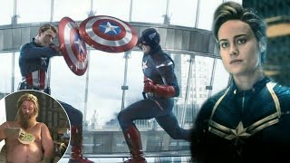 5 Épicas Escenas Filtradas de Avengers: Endgame (Explicadas)