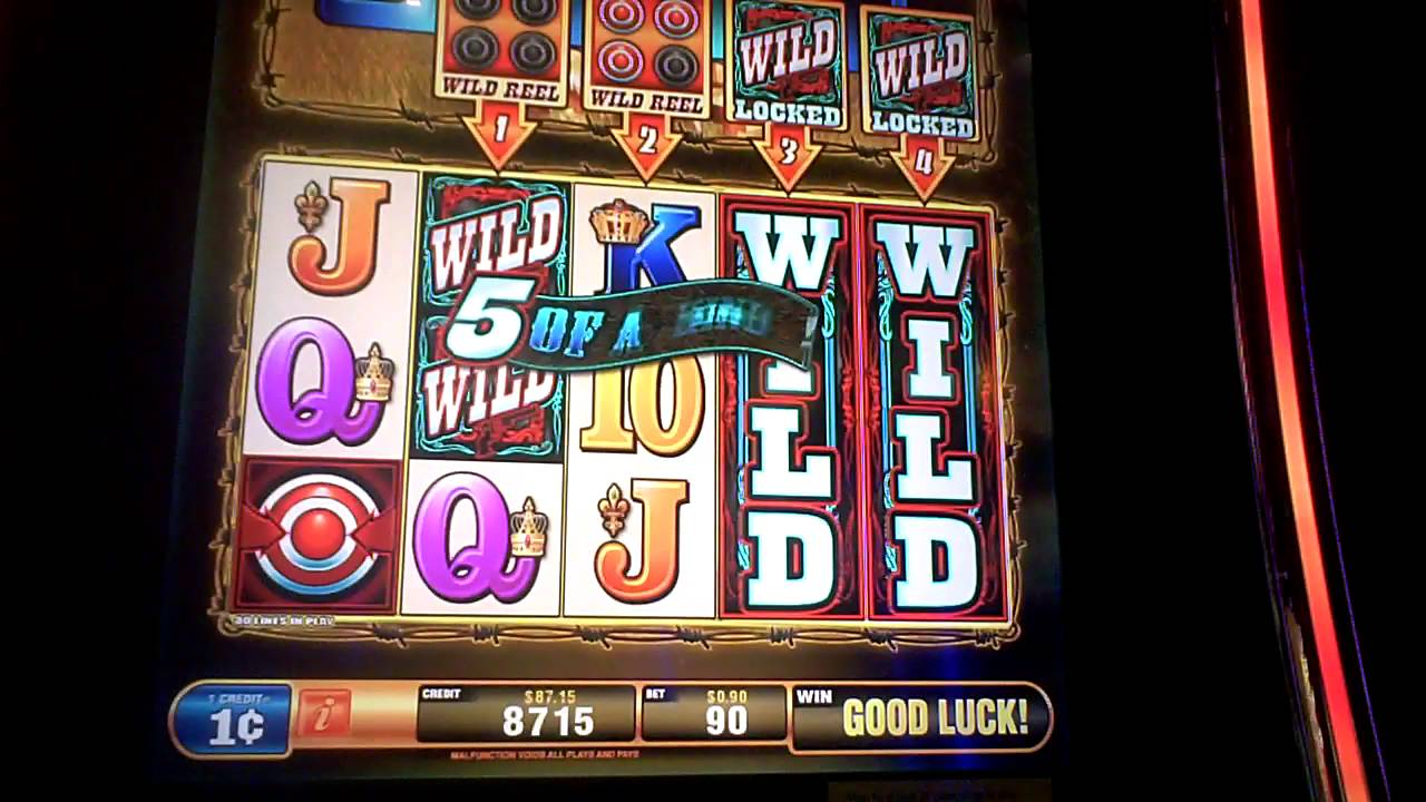 Gauchos Gold Slot Machine