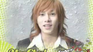 Super Junior - Profile Heechul