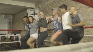 Fight Night Chicago: Open Workout Highlights