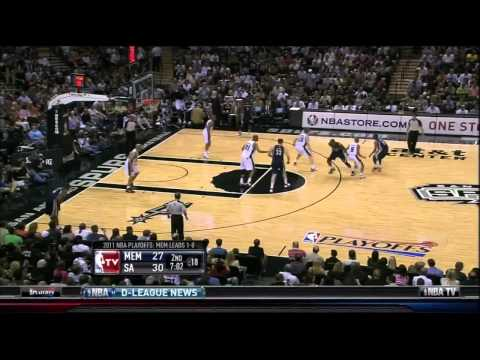 NBA FastBreak: Sam Young Hurts The Spurs