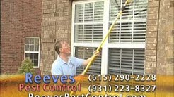 Reeves Termite & Pest Control Columbia,TN