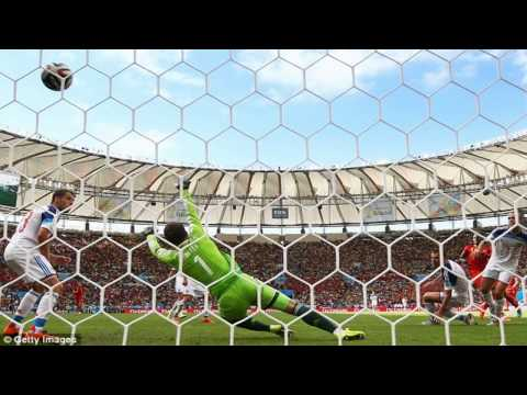 Belgium vs Russia 1-0 2014 ANALYSIS world cup brazil 2014 22/06/2014 Belgium 1 russia 0