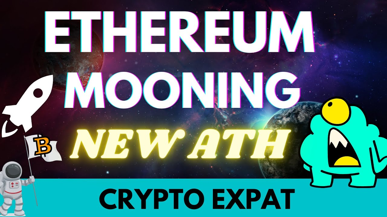 WHY IS ETHEREUM MOONING? Price Prediction for 2021 //Crypto News // HOT NEWS!!!