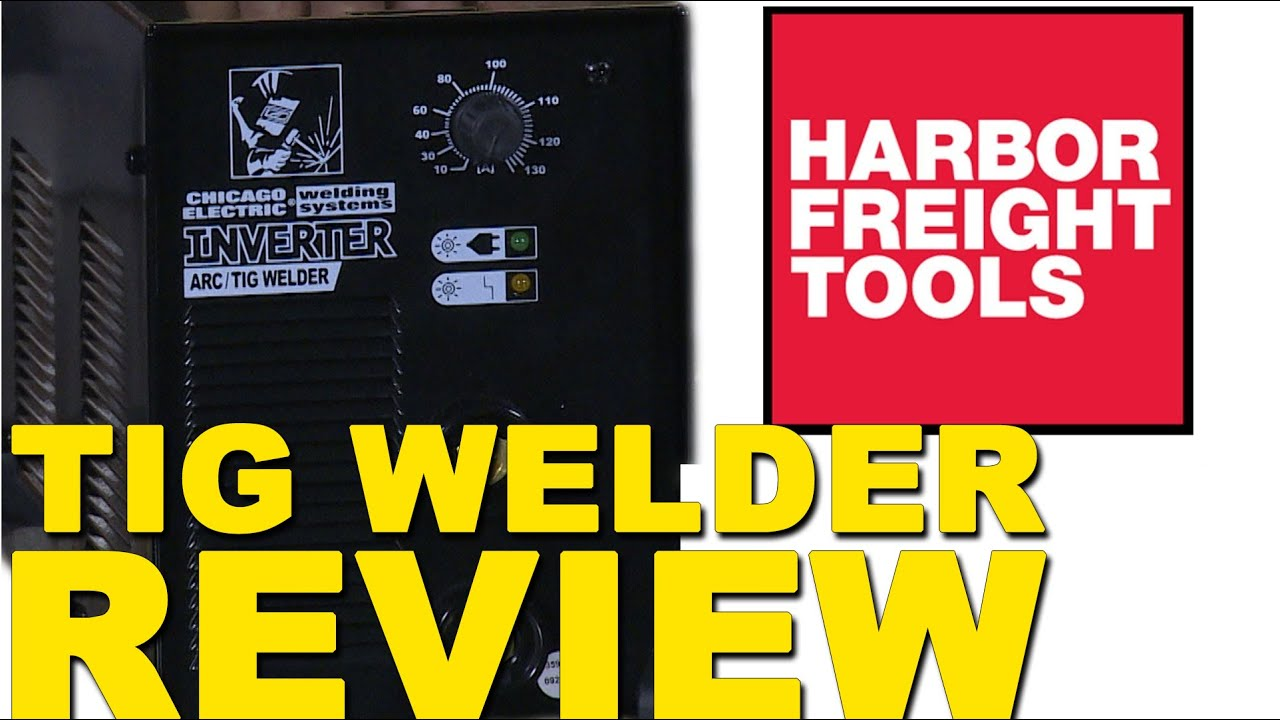 harbor freight tig welder review tig time youtube harbor freight tig welder review tig time publicscrutiny Gallery