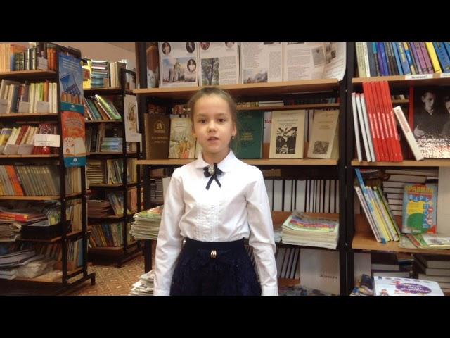 Изображение предпросмотра прочтения – ВикторияКоноваленко читает произведение «Снежные горы» Ф.И.Тютчева