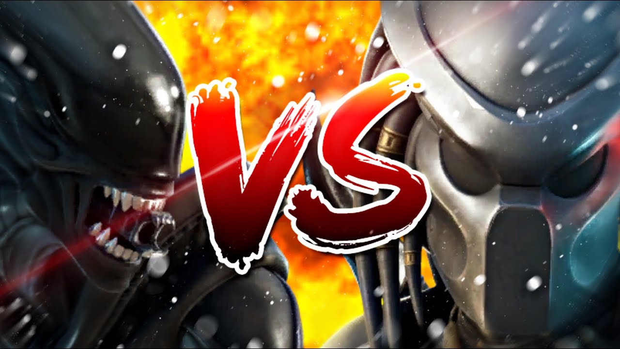 Fortnite Roleplay AVP: ALIEN VS PREDATOR #143 PS5 (A Fortnite short Film)