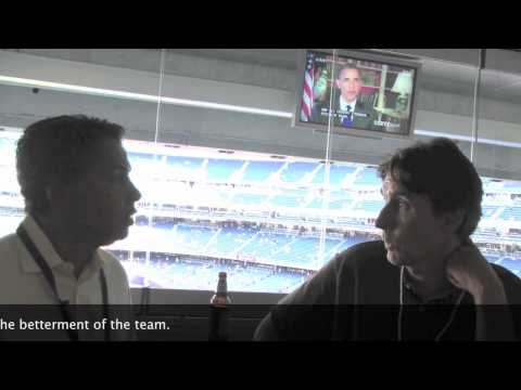 "ray-negron-at-yankee-stadium--talks-about-chance-encounter-with-the-""boss"""