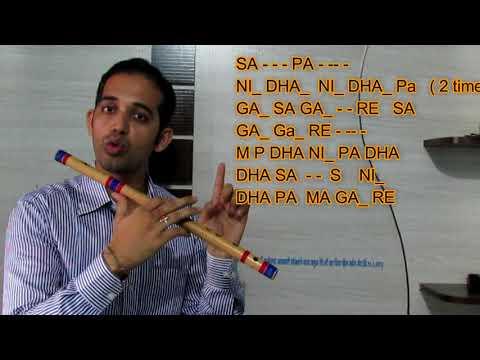 Hero tune easy method now everyone can play hero tune हिरो टून फ्लूट पे कसे बजाये