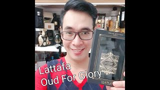 (Review Nước Hoa) Lattafa | Oud For Glory - Bản dupe A-Z của Initio Oud For Greatness