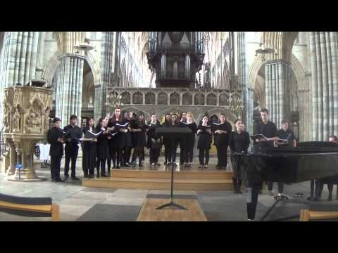 UP:SC's Tour of the South West 2015: King of Kings, Majesty (Exeter Cathedral)